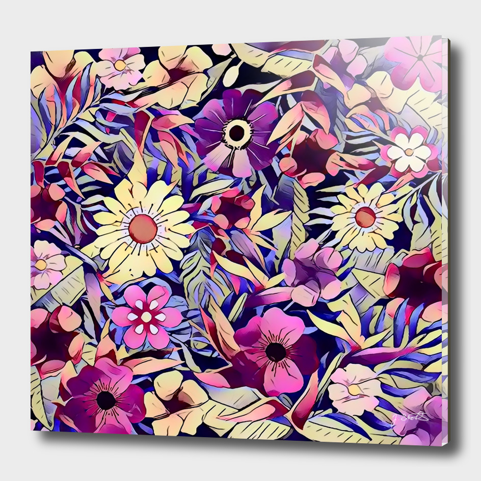 Floral dreams No1