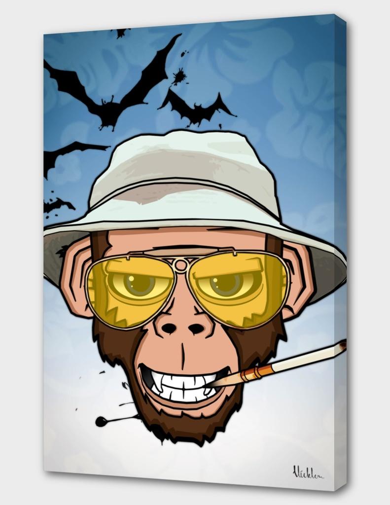 Monkey Business in Las Vegas