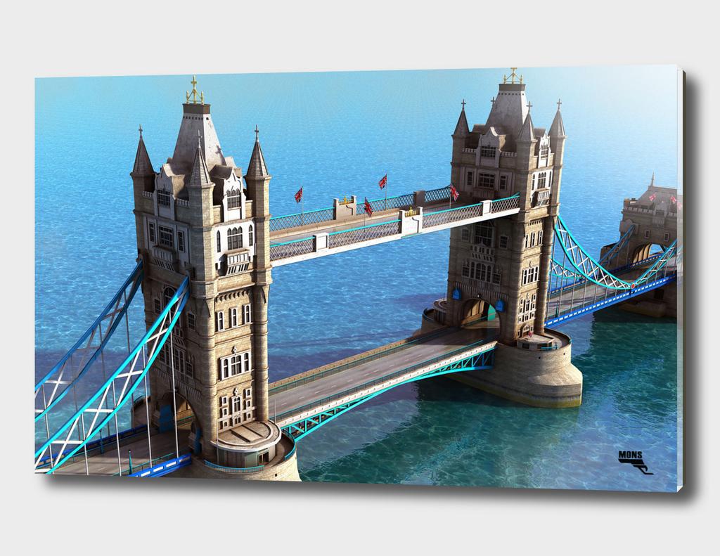 Tower Bridge. London