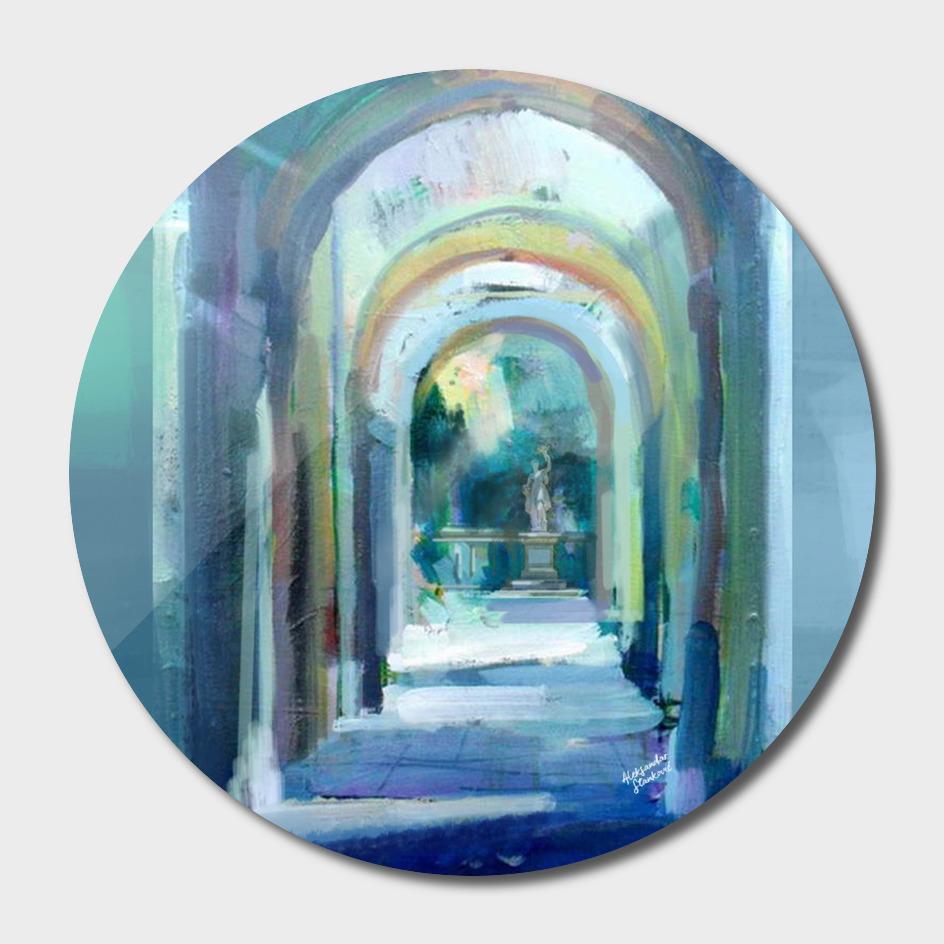 Secret Garden: Entrance