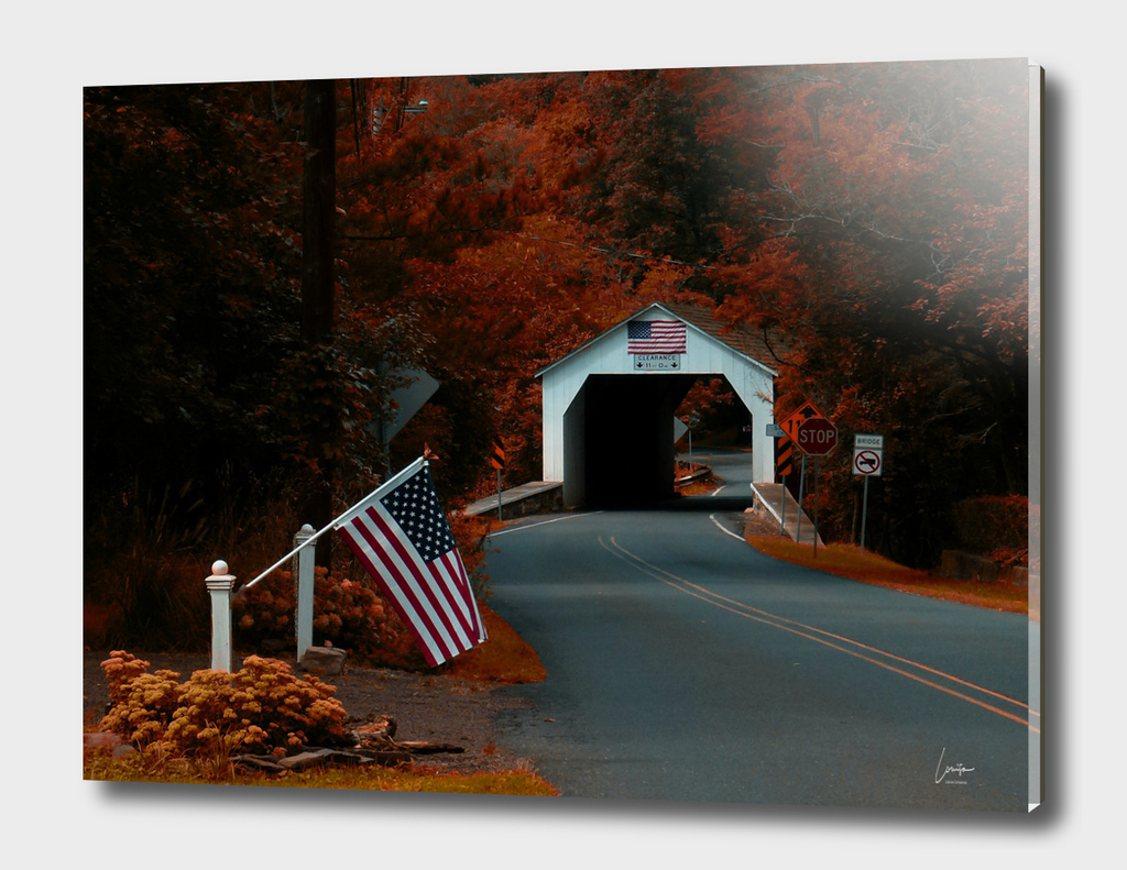 Covered Bridge USA
