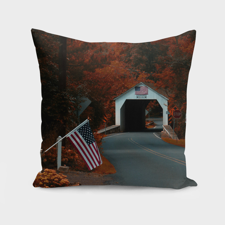 Covered Bridge USA