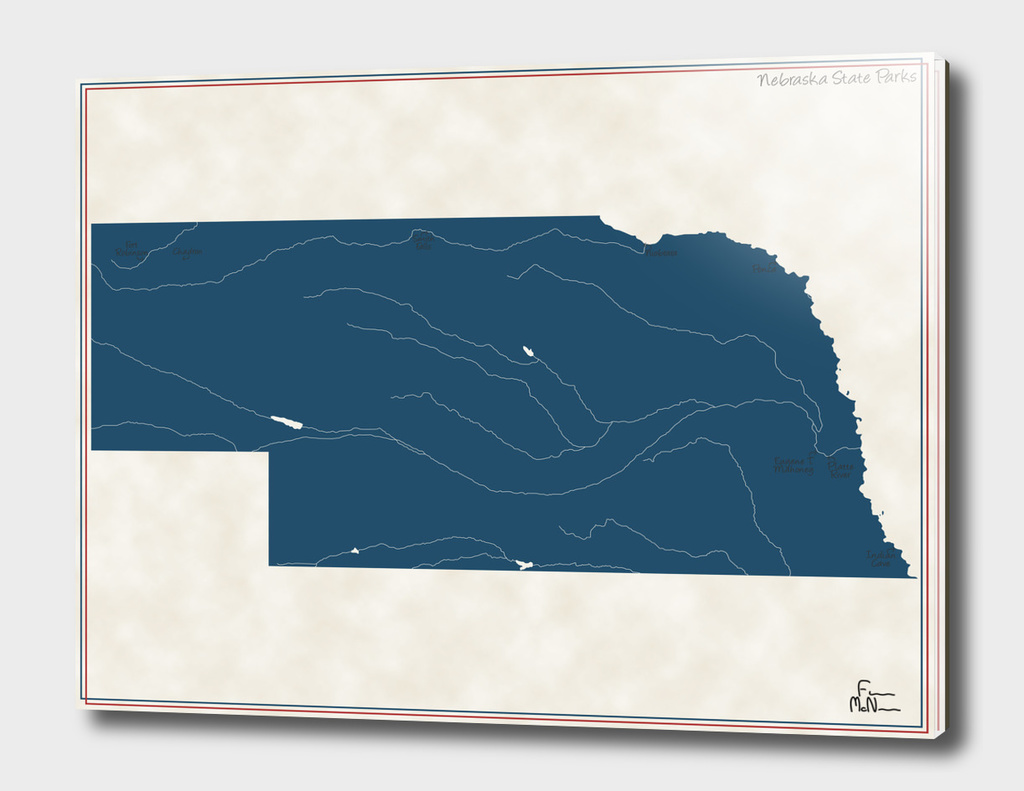 Nebraska Parks - v2