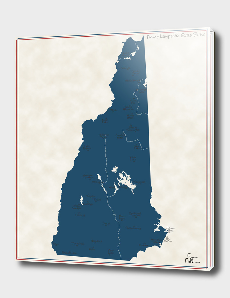 New Hampshire Parks - v2