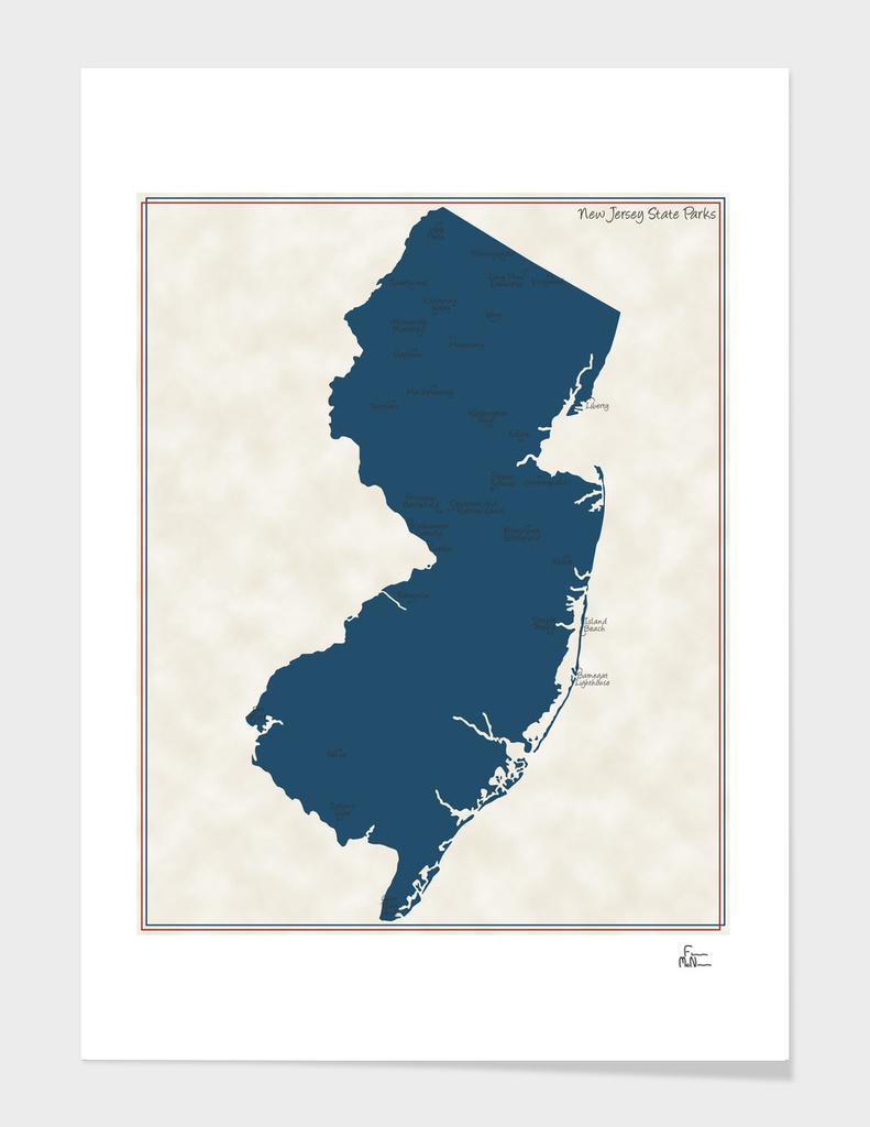 New Jersey Parks - v2