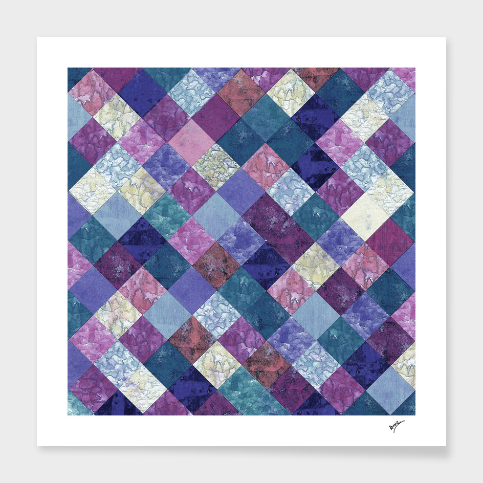 Abstract Geometric Background #22
