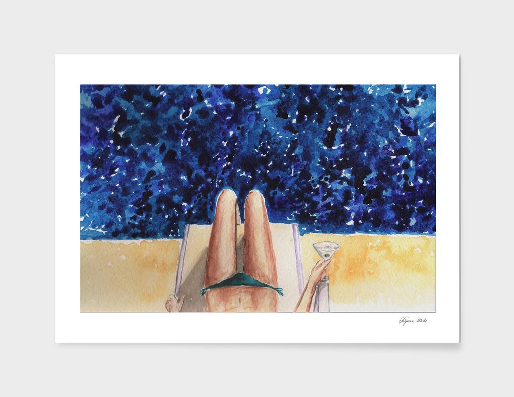 Beach Story 1