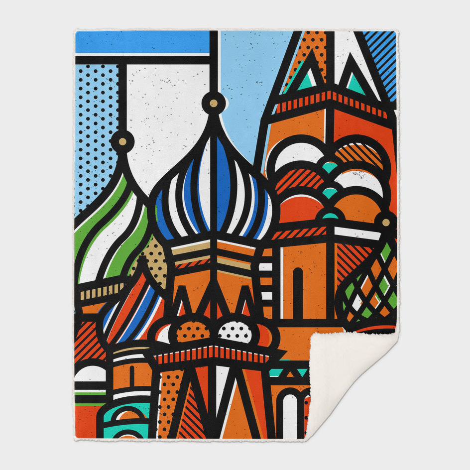 Russia: St Basil Cathedral