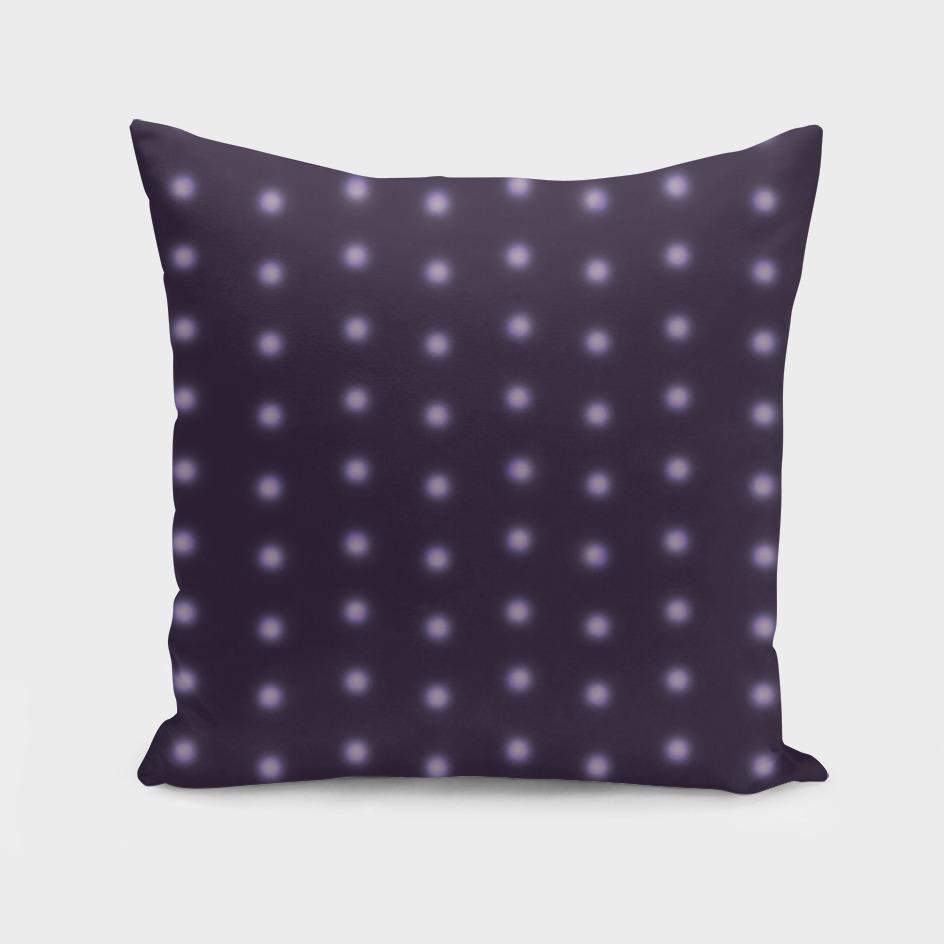"""Polka Dots Degraded & Purple shade of Grey"""