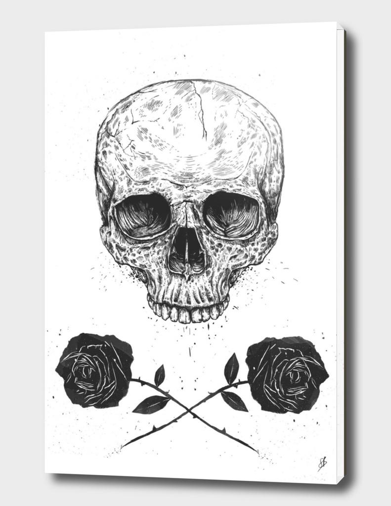 Skull N' Roses