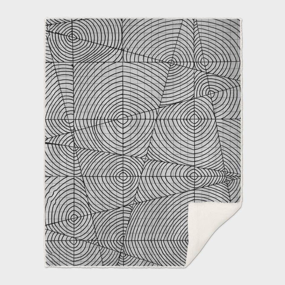Line Circles