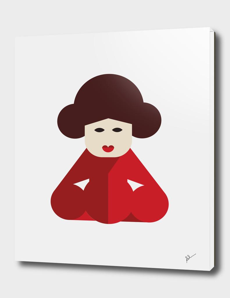 Chinese Modern Women Art