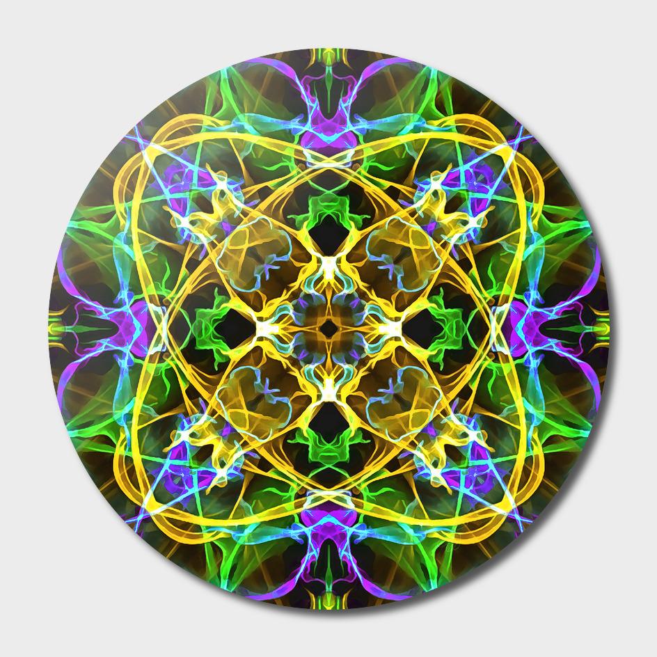 Dazzling pattern