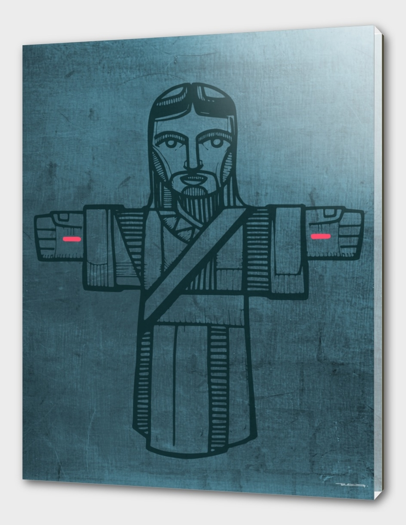 Jesus Christ with Open Arms