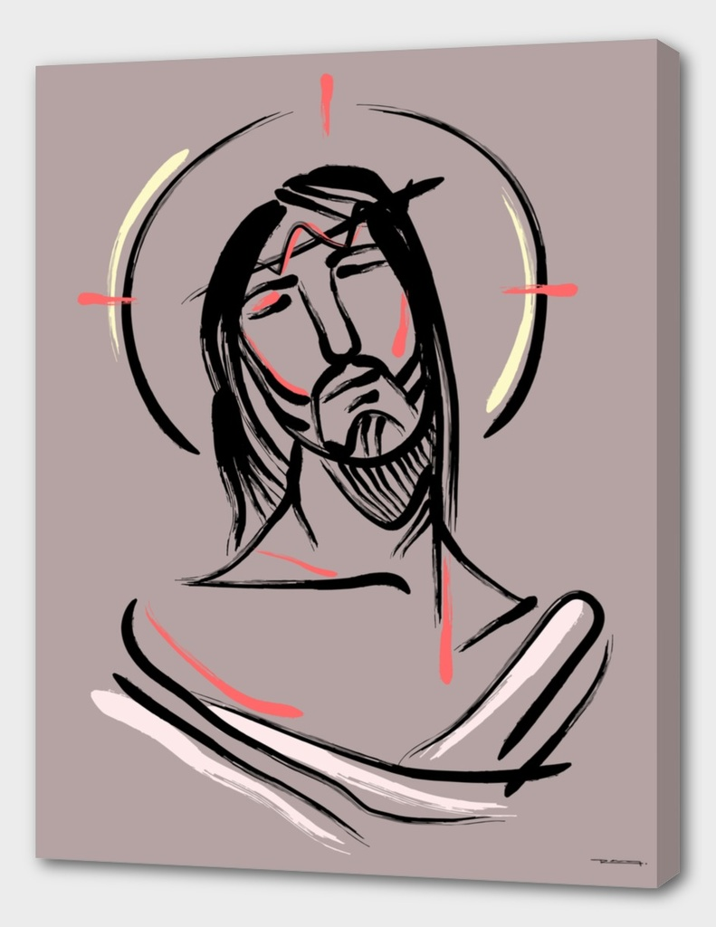 Jesus Christ at his Passion