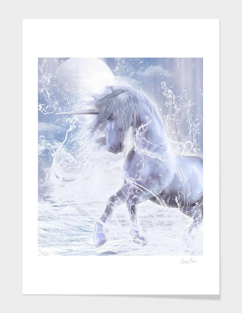 A Dream Of Unicorn