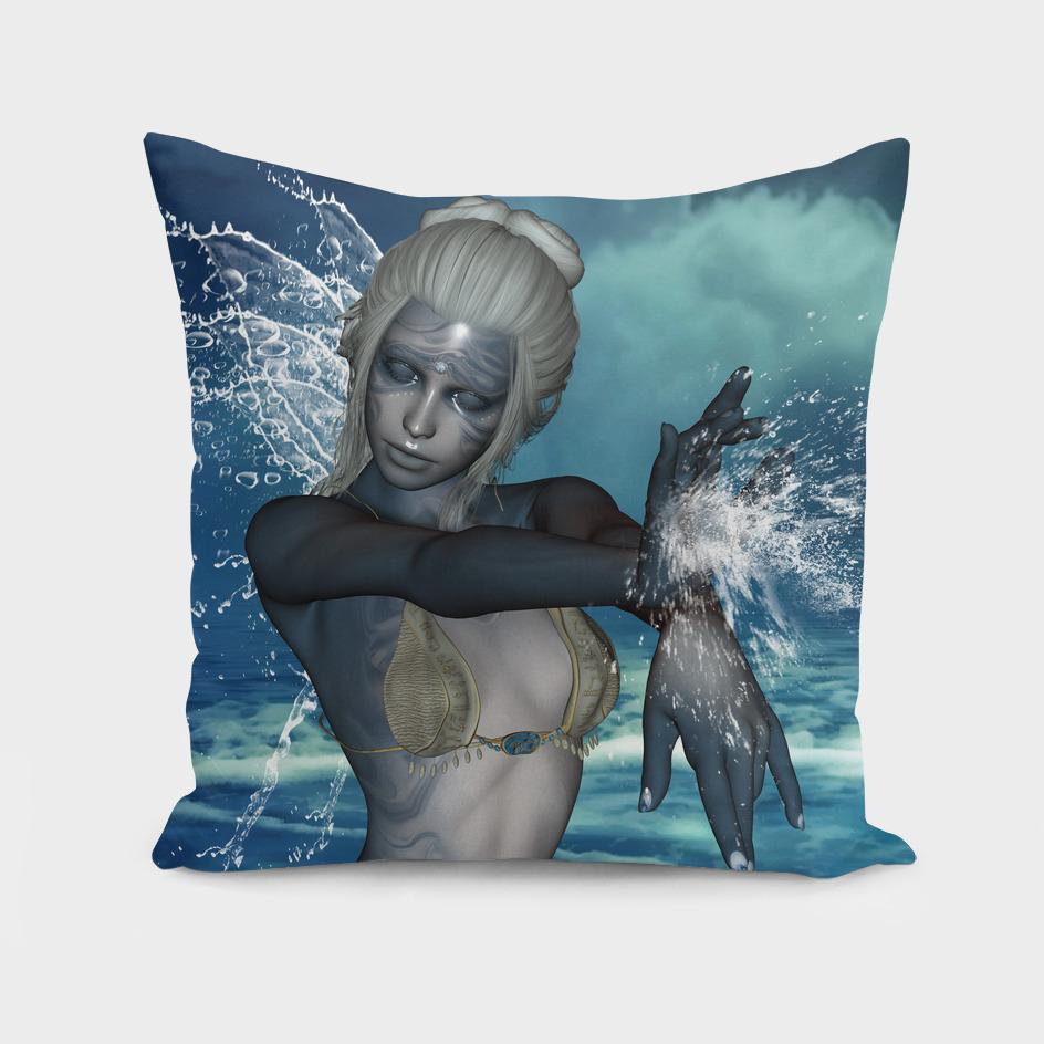 Wonderful water fairy