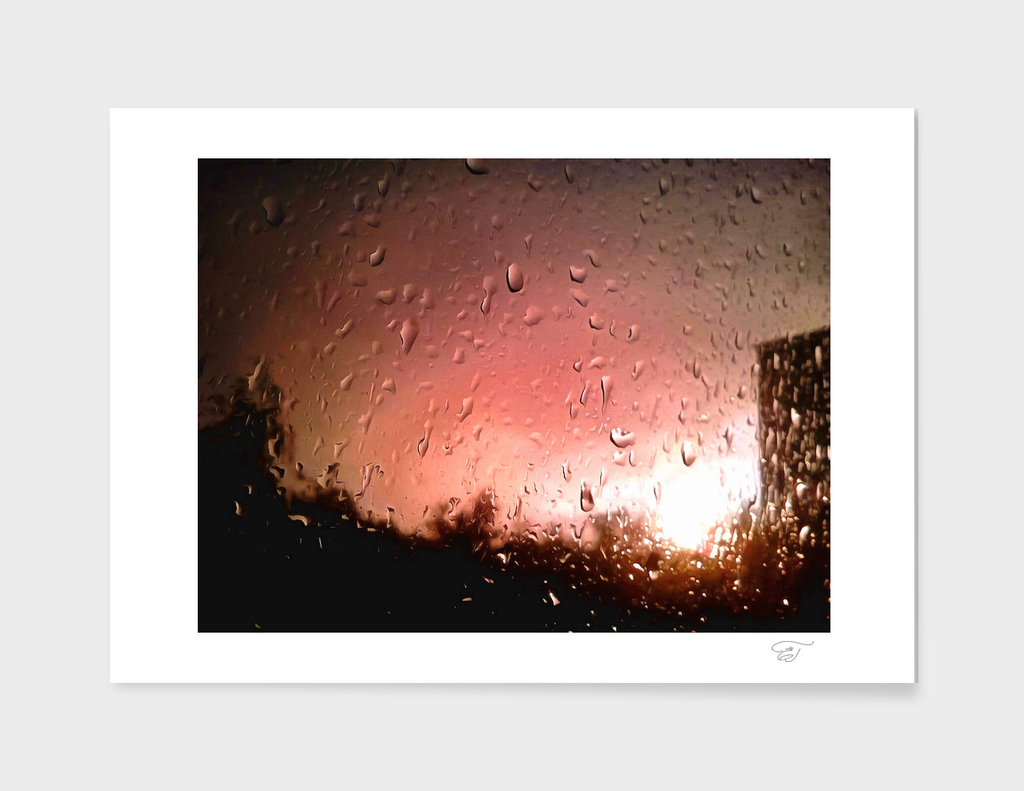 Glamour Rain