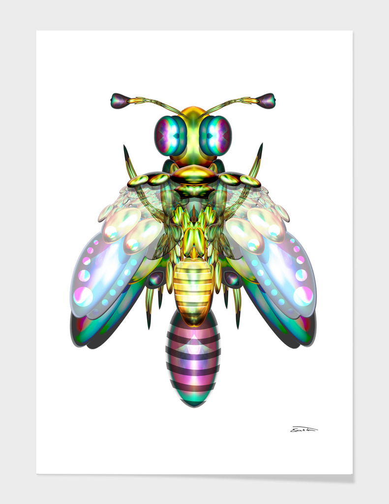 The Grand Psychedelic Wasp