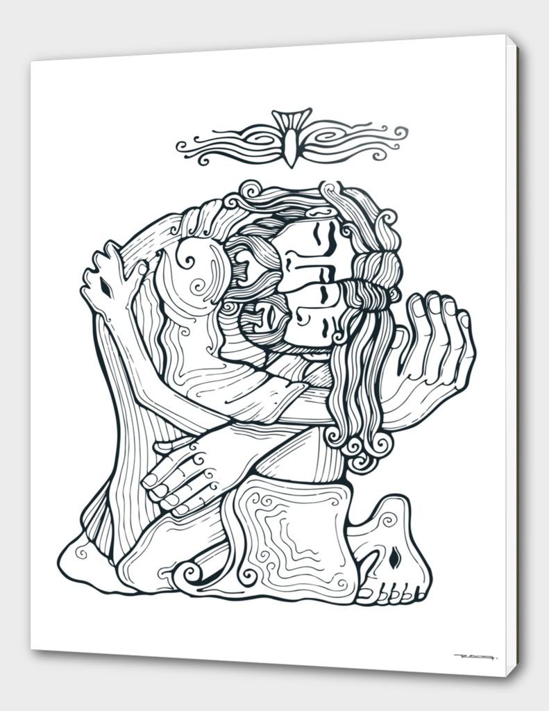 Holy Trinity illustration
