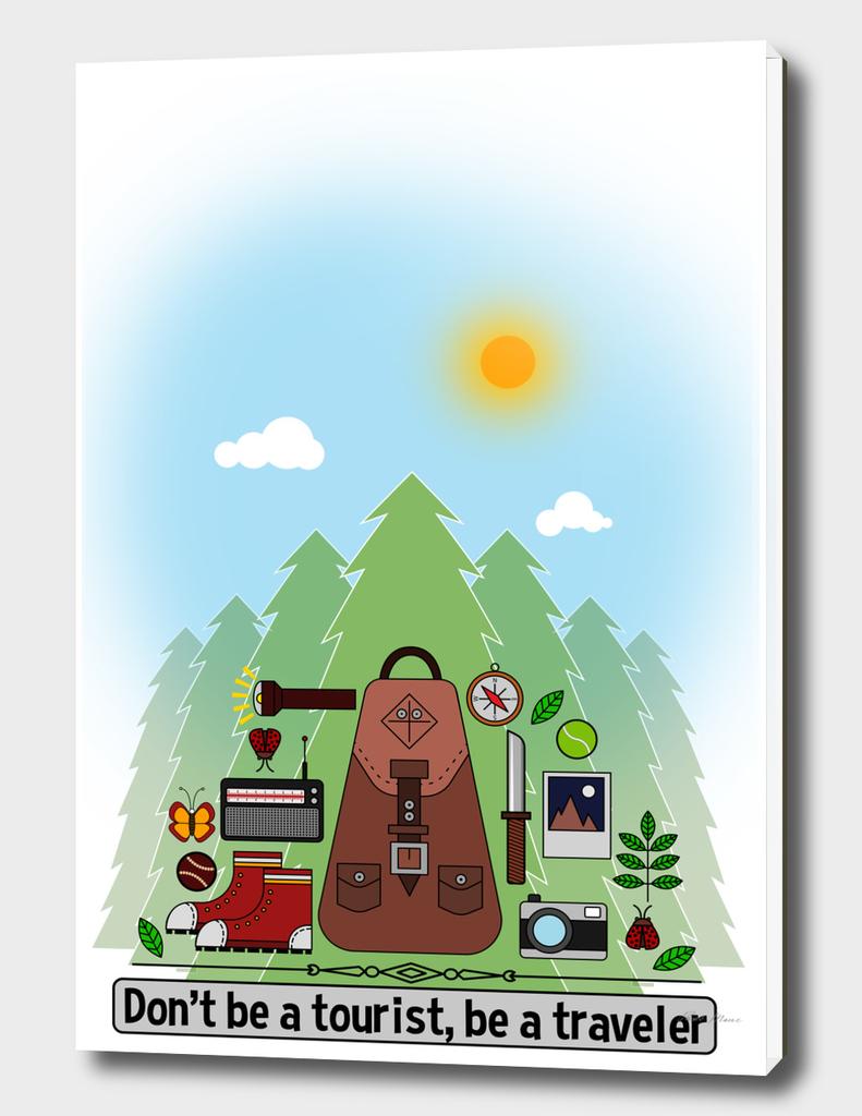 TravelerExtended Poster