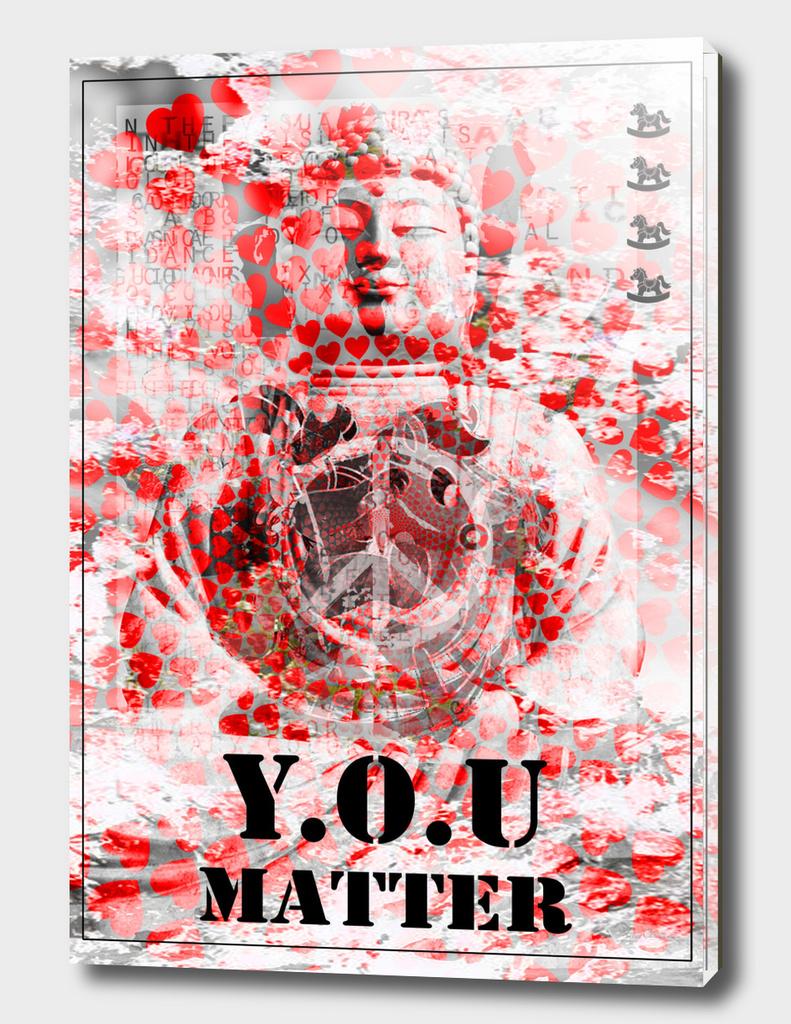 Red Buddha Matter