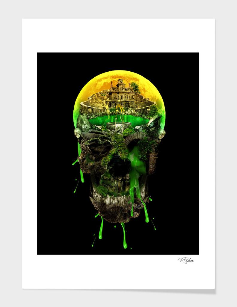 Haunted Skull