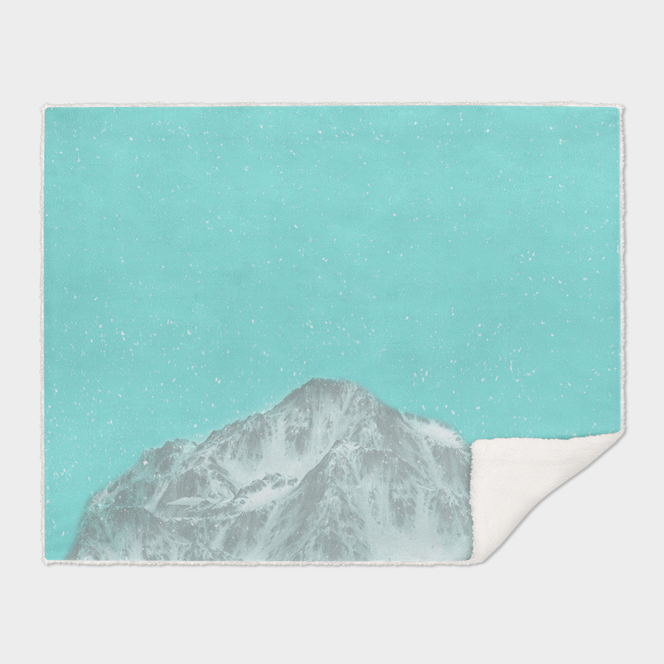 teal mountain