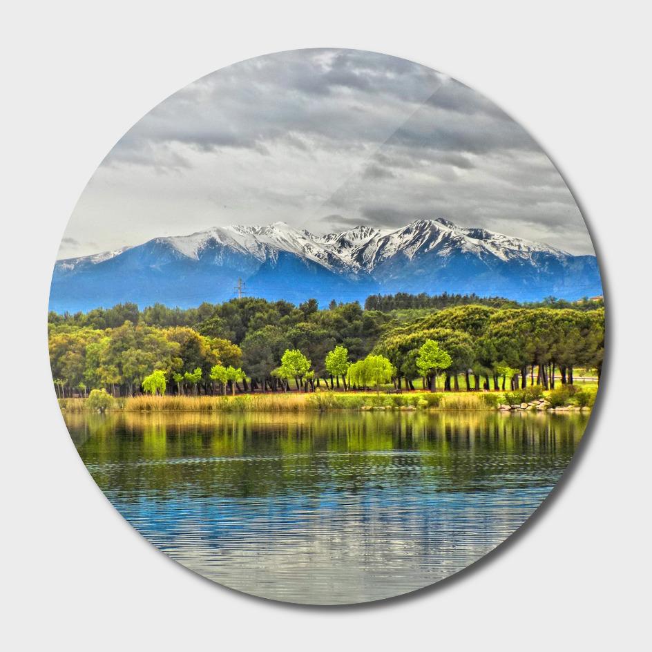 Lac de villeneuve de la raho (2)