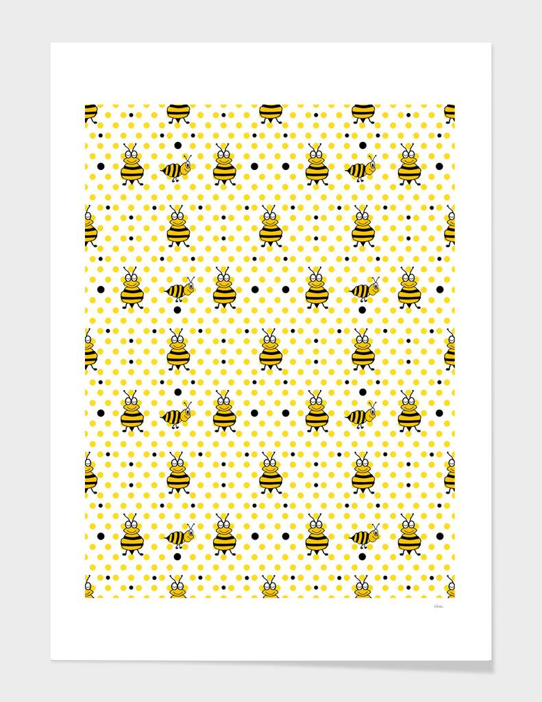 Bee Nice Pattern