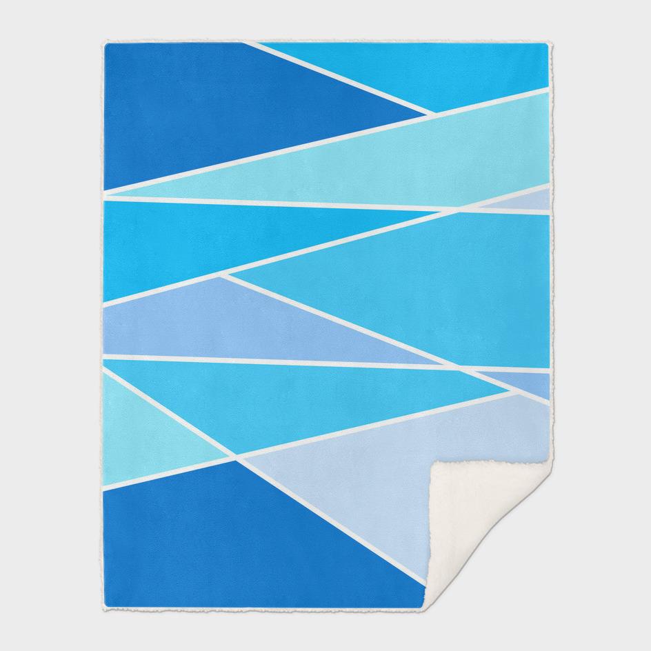 Broken Blue Hues