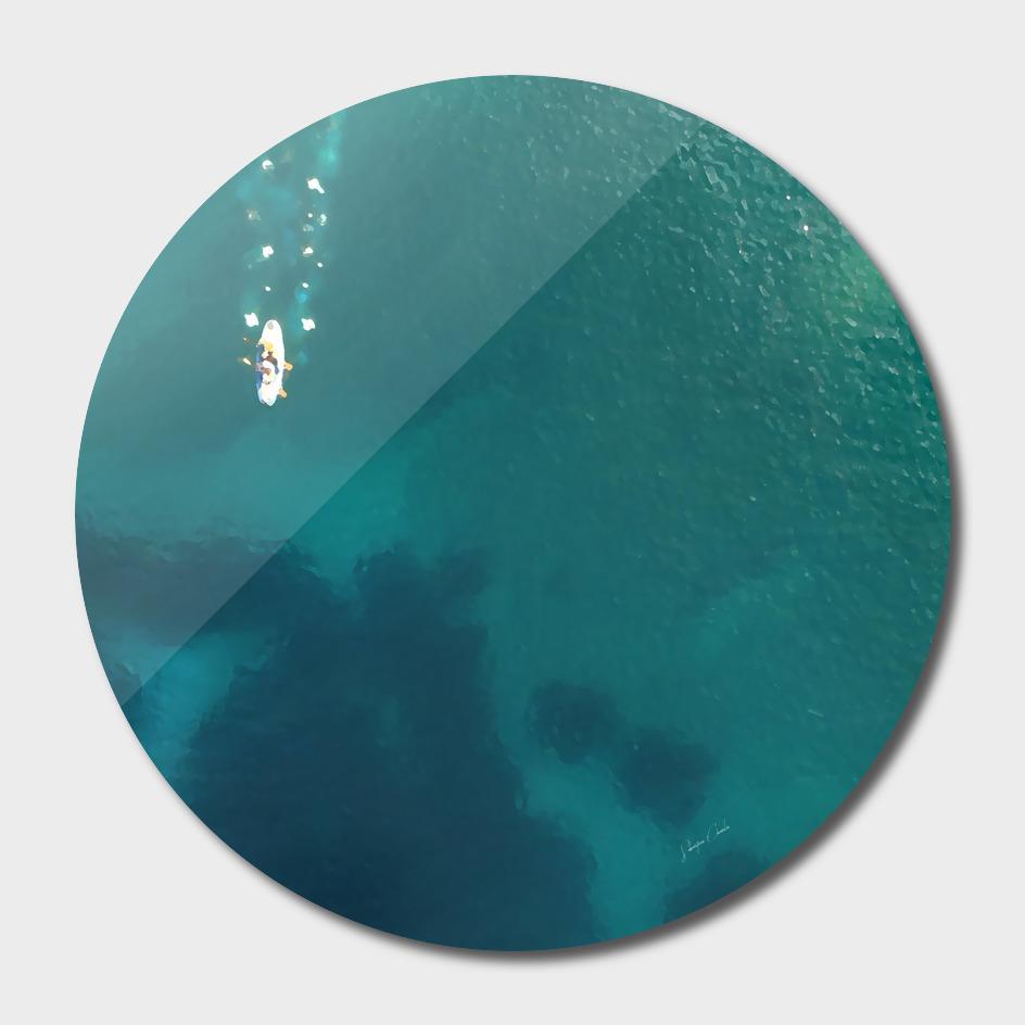 LOST AT SEA / PERDU EN MER