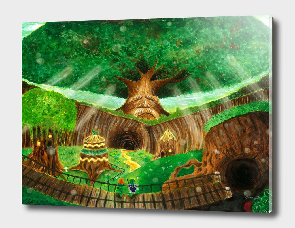 The Kokiri Forest