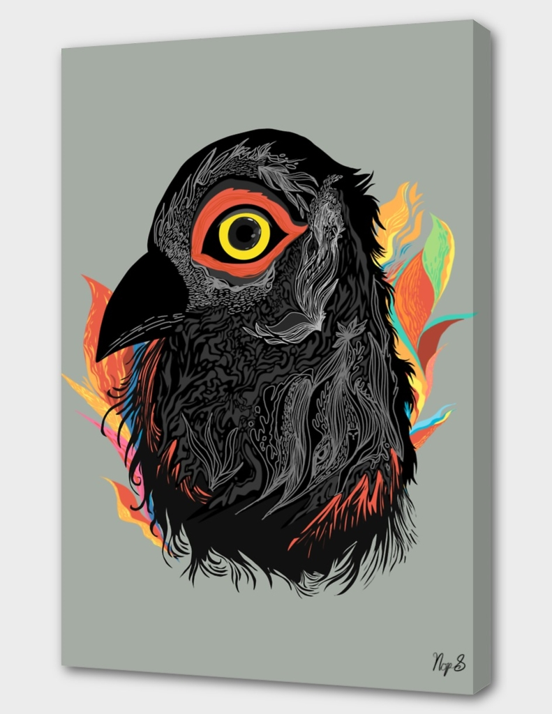 Black Bird spirit