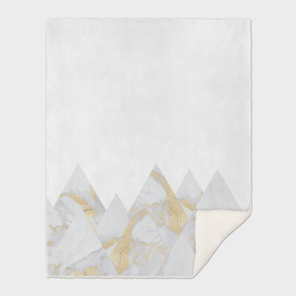 golden marble mountains so