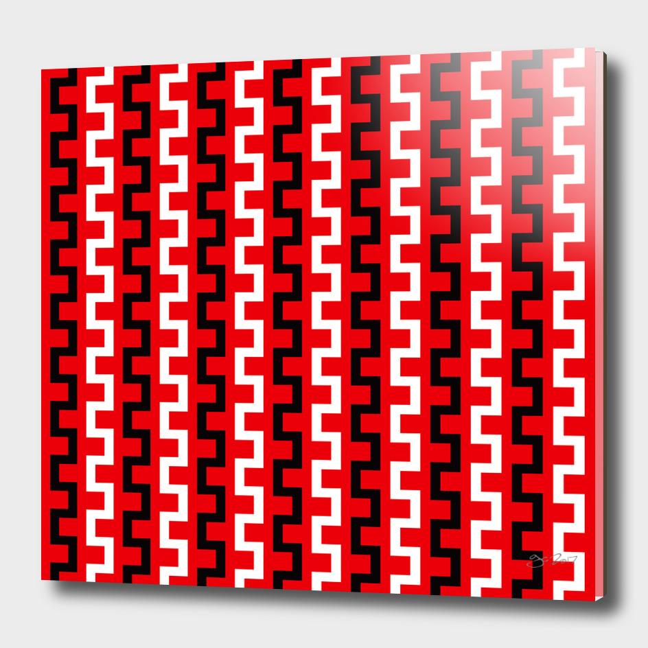 Geometric Pattern #152