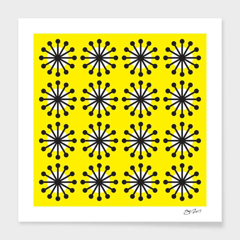 Geometric Pattern #141