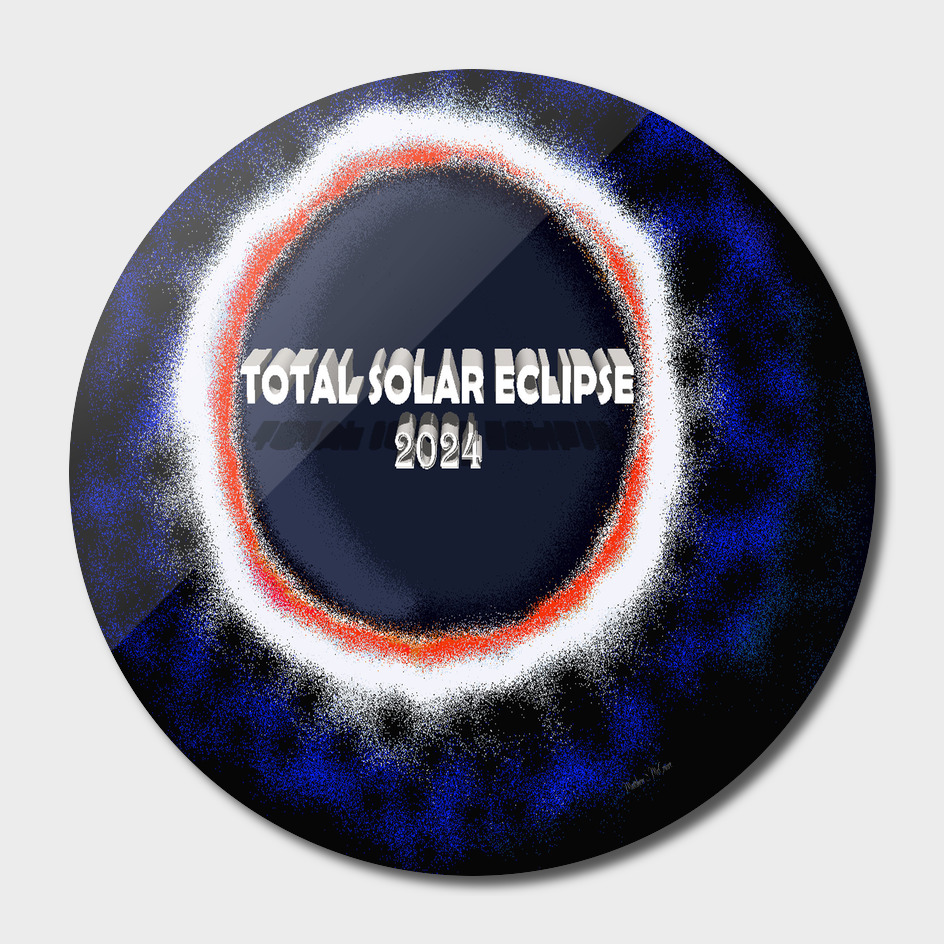 The Total Solar Eclipse-2024-Light