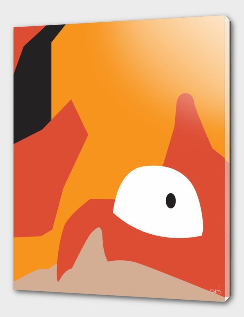 Close up art - Krab