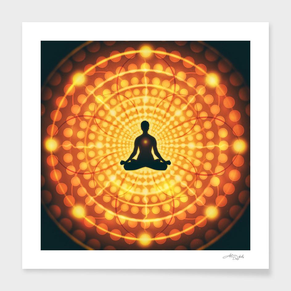 Artistic CIII - Meditation