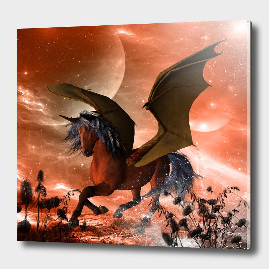 The dark unicorn