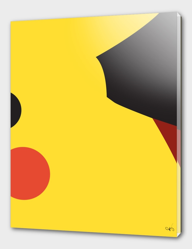 Close up art - Pika