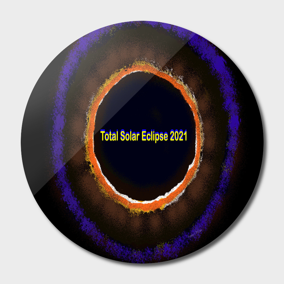Eclipse-2021 Blue Ring