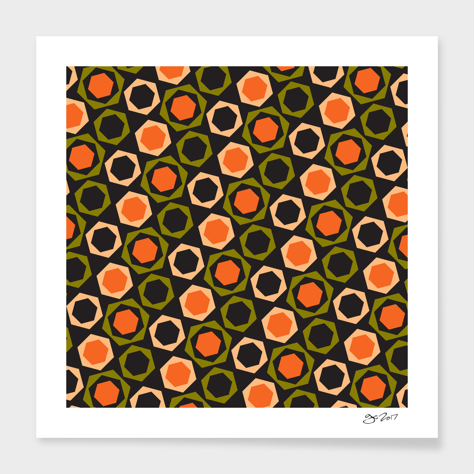 Geometric Pattern #159