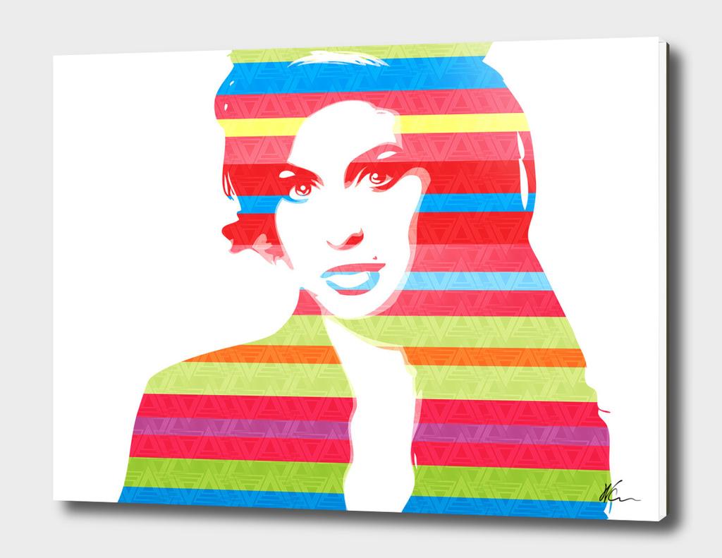 Amy Winehouse | Pop Art