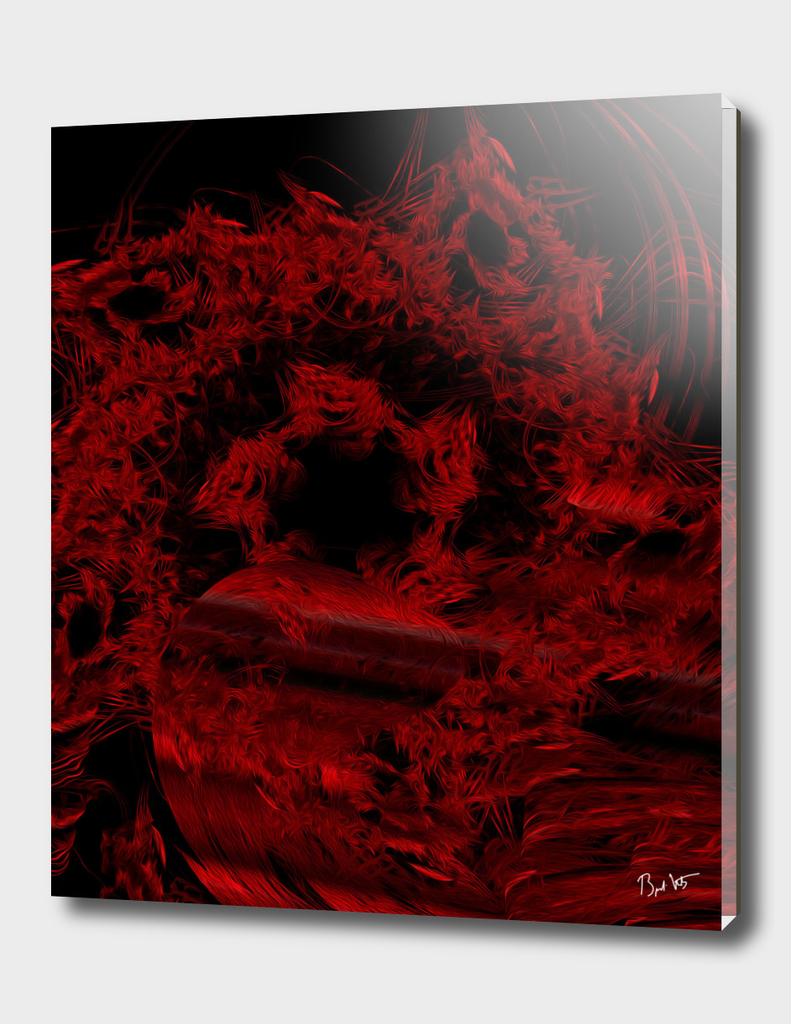 Wreath of Fire (Red series #10)