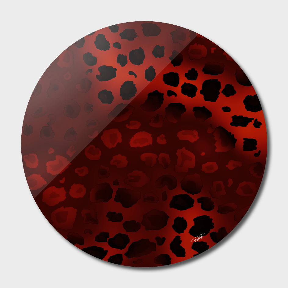 red and black leopard 2