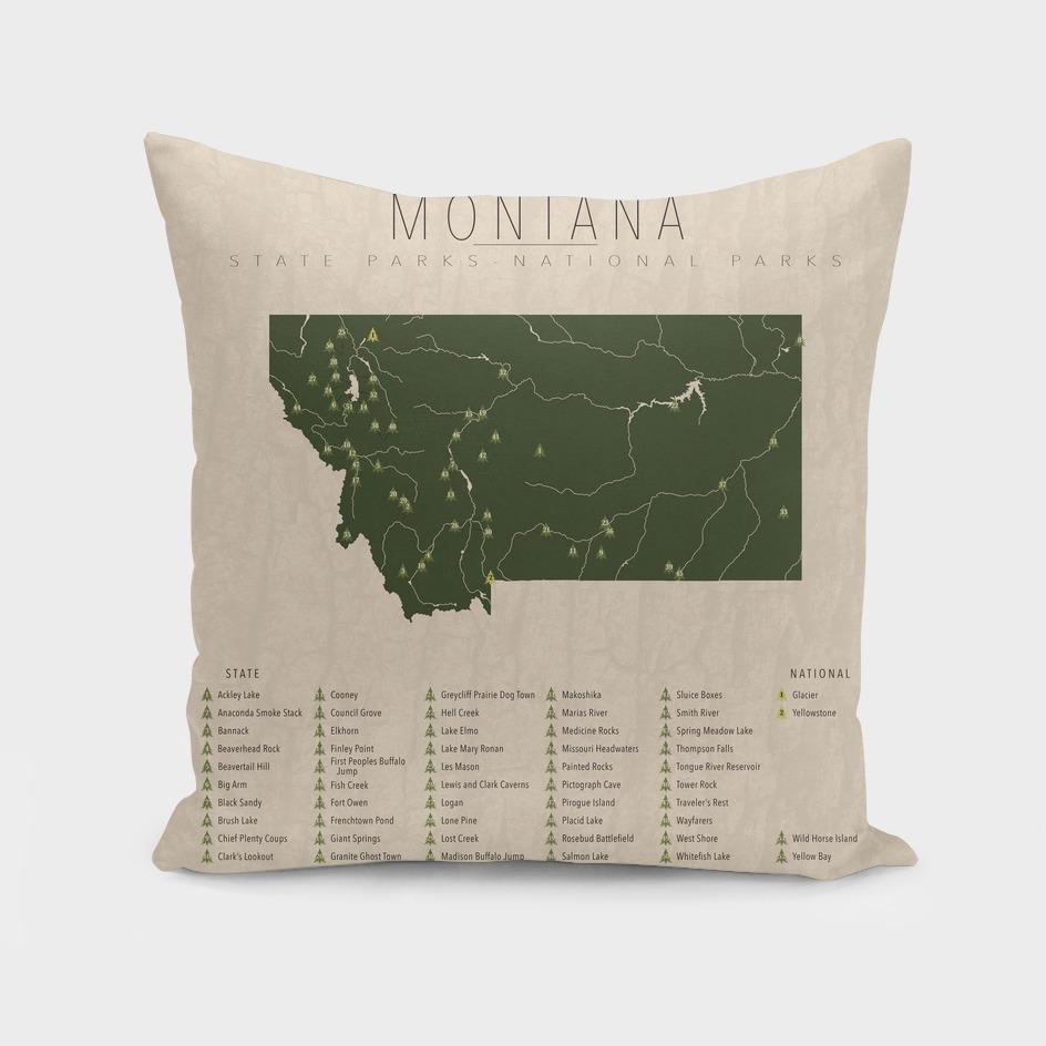 Montana Parks