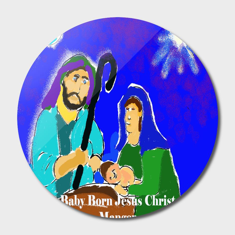 Jesus-Manger-