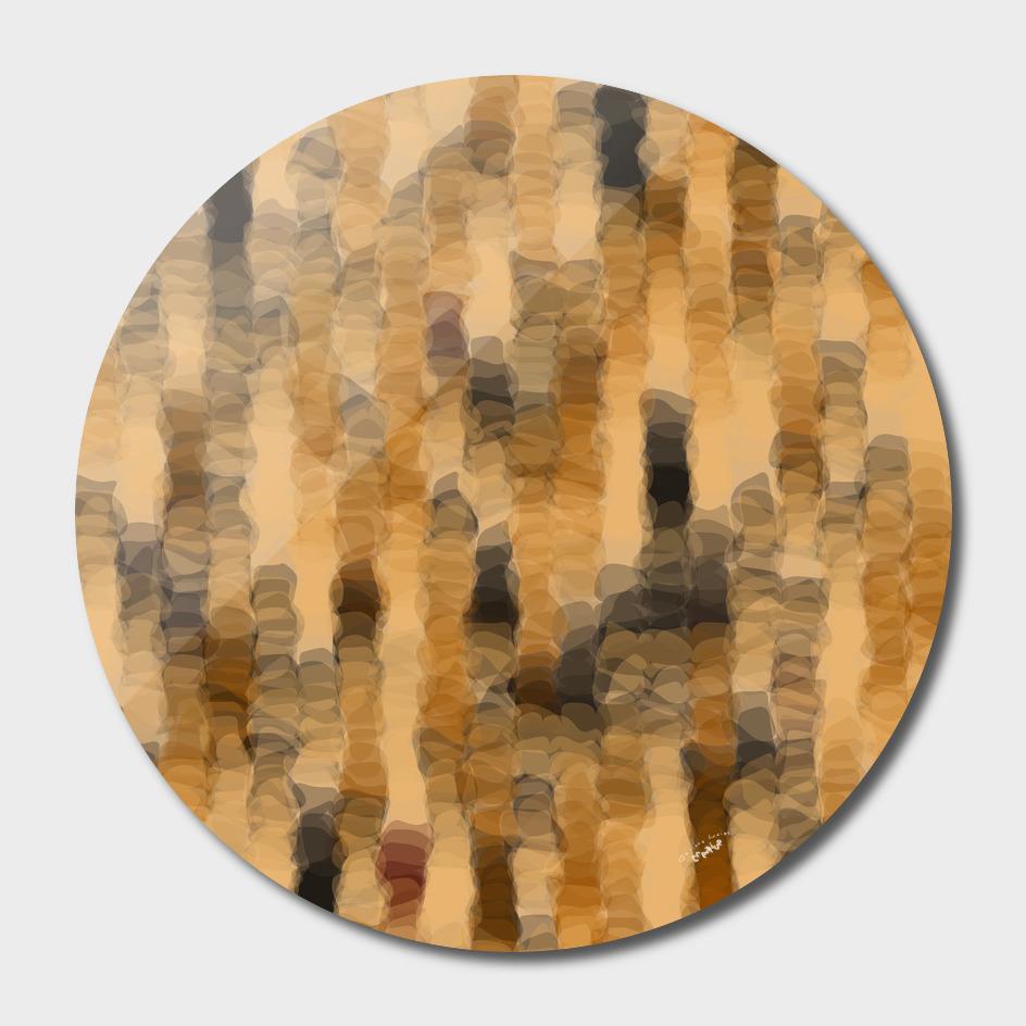 leopard Smudge
